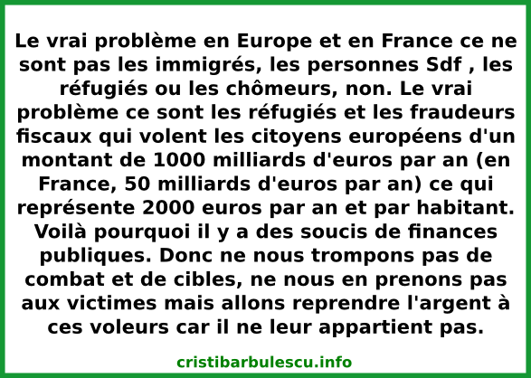 fraude fiscale europe france p
